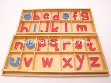 NEW Montessori Language Material - Large Movable Alphabet Print (Letters ONLY)
