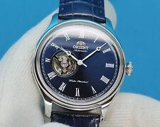 "Orient ""Envoy"" Classic Automatic Men's Watch Genuine Leather Band FAG00004D"