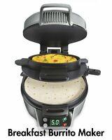 Breakfast Toaster Hamburger Bread Waffle Sandwich Maker Grill Machine 220V