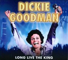 DICKIE GOODMAN - Long Live the King (Best of / Greatest Hits) comedy CD