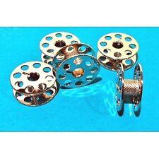 """M"" Style Large Bobbins (Steel)   5pcs/Pack  18034QW-N"