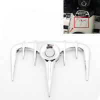 Chrome ABS Motorcycle Front Fairing Tank Door Trim For Honda Goldwing GL1800 New