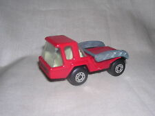 Hot Wheels No 37 Skip Truck (No Dumpster) Made in Lesney 1976