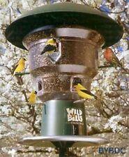 Wild Bills Electronic Squirrel Proof Bird Feeder, 8 ports