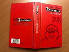 Guide Michelin Deutschland 1998