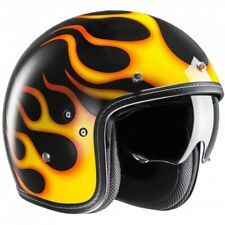 Casco Helm Casque Helmet HJC FG-70s FG70S JET ARIES MC3 2018 Taglia XS GIALLO