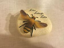 Bumble Bee 'Live,Laugh,Love' Trinket Box