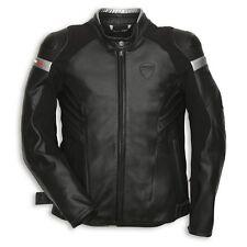 NEW Dainese DUCATI Dark Armor Jacket SIZE 52 MENS Black