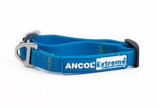 Ancol EXTREME ALTA VISIBILIDAD REGULABLE SILICONA Collar Para Cachorro