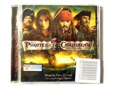PIRATES OF THE CARIBBEAN ON STRANGER TIDES  - CD DISNEY'S 2011 NUOVO E SIGILLATO