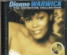 DIONNE WARWICK - THE DEFINITIVE COLLECTION - CD