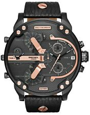 Diesel Mr Daddy 2.0 Leather Mens Watch DZ7350