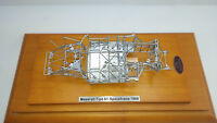 CMC 1:18 Maserati Tipo 61 Birdcage Space Frame LIMITED EDITION ITEM: M-122