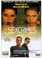 DVD Sexcrimes Occasion