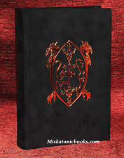THE ALTAR OF SACRIFICE Mark Alan Smith SIGNED Limited HC,Primal Craft, Grimoire