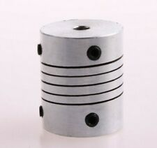 US Stock, CNC Stepper Motor Flexible Coupler 10x14mm D25L30.
