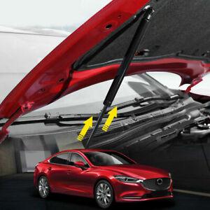 for Mazda 6 Atenza 2013 - 2018 Front Bonnet Hood Lift Support Shock Struts 2pcs