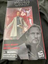 Hasbro Star Wars The Black Series Tobias Beckett Action Figure - E1205AS00