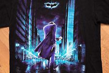 Joker Batman The Dark Knight T-Shirt, S, Heath Ledger Gotham City DC Comics Goth