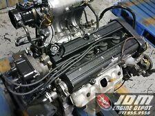99 01 HONDA CRV 2.0L DOHC HIGH COMPRESSION HIGH INTAKE JDM ENGINE B20B