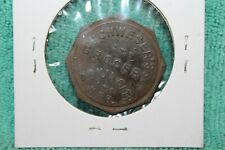 Schweser's Grocery David City Nebraska $1 Dollar Trade Token **Rare**