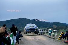 Colin McRae Subaru Impreza WRC 97 New Zealand Rally 1997 Photograph 2