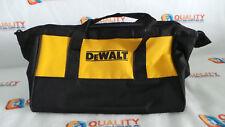 New DeWalt Small Canvas Contractors Tool Bag L@@K