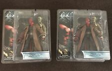 HELLBOY W/ Ivan The Corpse Open & Closed Mouth Series 1.5 Figure Mezco 2004 NEW