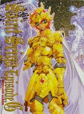 SAINT SEIYA EPISODE G JAPAN POSTCARD ALBUM ANIME MASAMI KURUMADA TOEI ANIMATION