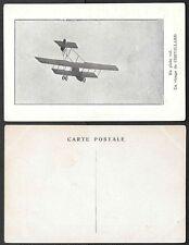 Old Aviation Postcard - France, Airplane - Virage de Chevillard