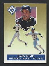Barry Bonds 1991 Ultra Gold Card #1; Near Mint; Pittsburgh Pirates