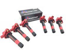 2008+ Ignition Coil Set Honda Ridgeline Pilot 3.5L V6 Acura RDX TSX MDX ZDX 3.7L