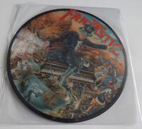 ELTON JOHN CAPTAIN FANTASTIC VINYL LP PICTURE DISC