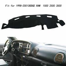 Car Dashboard Dash Mat No-Slip Shade For DODGE RAM 1500 2500 3500 1998-2001