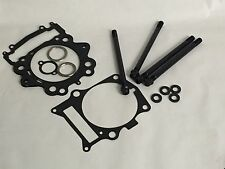 04 05 Honda TRX450R TRX 450R ARP Heavy Duty Head Studs & Cometic Top Gasket Kit