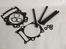 04 05 Honda TRX450R TRX 450R KMS ARP Heavy Duty Head Studs & Cometic Top Gasket