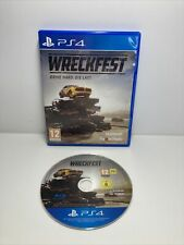 Wreckfest (Playstation 4, 2019) ps4 Play Station 4
