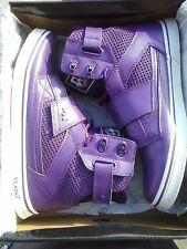 Vlado Footwear Men's Atlas Shoes Size 11.5 Purple