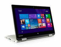 "Toshiba Satellite Radius 11 L15W-B1310 11.6"" (32 GB eMMC, Intel Celeron, 2GB)..."
