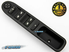NeW PEUGEOT 307 SW CC 307SW 307CC POWER MASTER WINDOW SWITCH CONSOLE MANUAL FOLD