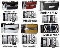 Men's belt Buckle Automatic sliding belt buckle Self locking Belt buckle only