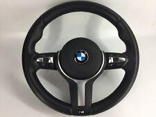 BMW M SPORT 1 2 3 4 F series Steering Wheel HEATED HEATING FUNCTION + AIRBAG