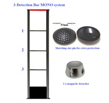 Mono system +Bonus - Eas Rf Checkpoint Compatible Single Tower Anti Theft System