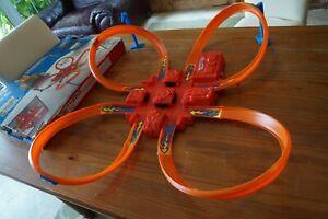 Hot Wheels Criss Cross Crash Track Set Toy Cars Boy Girl Christmas Gift