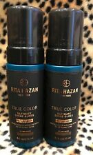 Lot Of 2 Rita Hazan True color Ultimate Shine Gloss Brown 5 fluid oz. Free Ship