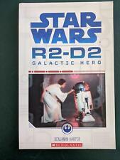 Star Wars R2-D2 Galactic Hero Book By Benjamin Harper
