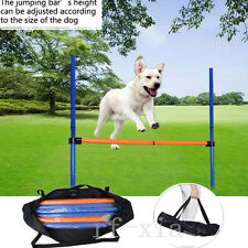 Dog Agility Training Equipment Obstacles Games High Jump Toy Pet Dog Exercise