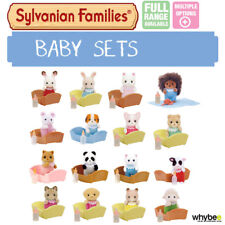SYLVANIAN FAMILIES BABY SETS FULL RANGE CHOOSE YOUR SET BRAND NEW IN BOX