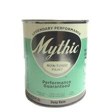Mythic Classic Non-Toxic Exterior Paint 890ML Semi-Gloss Trim Enamel DeepBase