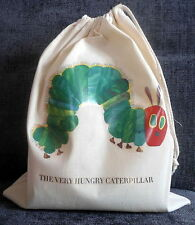 The Very Hungry Caterpillar Empty Story Sack/ Resource (ideal for EYFS/NQT/GTP)